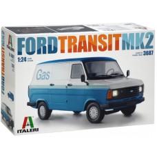 FORD TRANSIT MK.II FORD TRANSIT MK.II