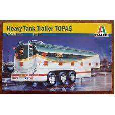 "HEAVY TANK TRAILER ""TOPAS"""