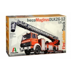 IVECO-Magirus DLK 23-12 Fire Ladder Truck