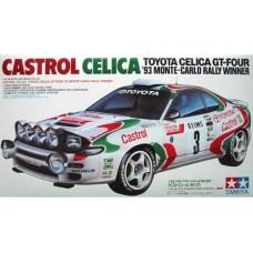 Castrol Celica. Toyota Celica GT-Four 93 M-C Rally Winner