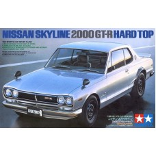 Nissan Skyline 2000 GT-R H. T.