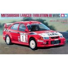Mitsubishi Lancer Evolution VI WRC. Mäkinen-Mannisenmäki