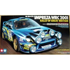 Impreza WRC 2001 Great Britain