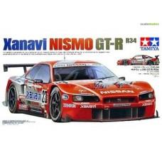 Xanavi Nismo GT-R (R34)