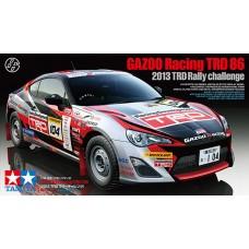 Gazoo Racing TRD 86. 2013 TRD Rally Challenge