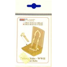 AML Seatbelts Yaks WWII 1/72