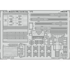 Eduard Beaufort Mk.I Bomb Bay 1/72