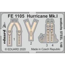 Eduard Seatbelts Hurricane Mk.I 1/48 STEEL