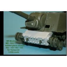 welded front section Isu-152 & ISU-122