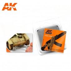 AK 229 Rusty Tow Chain Small