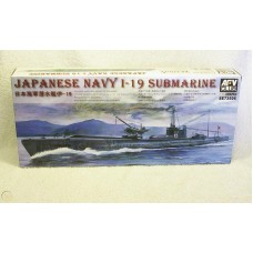 Japanese Navy Submarine I-19
