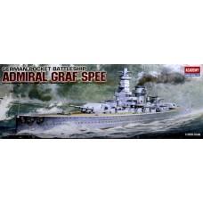 German Pocket Battleship Admiral Graf Spee