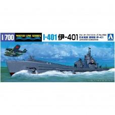 Japanese Submarine I-401