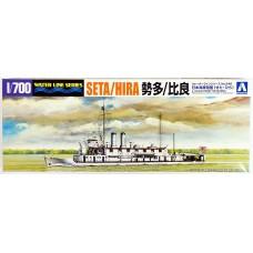 I.J.N. Gun boat Seta/Hira