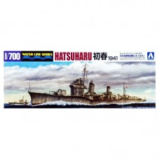 I.J.N. Destroyer Hatsuharu 1941