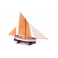 LE BAYARD - Wooden hull 1:30