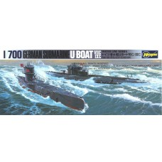 German Submarine U-Boat VIIC/IXC