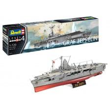 German Aircraft Carrier Graf Zepelin