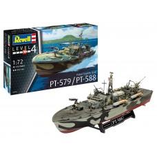 Patrol Torpedo Boat PT-579/PT-588