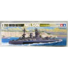 British Battleship Nelson