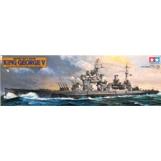 British Battleship HMS KING GEORGE V
