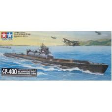 Japanese Navy Submarine I-400
