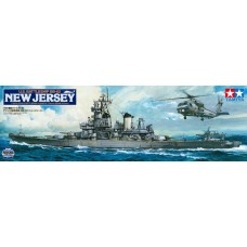 U.S. Battleship BB-62 New Jersey