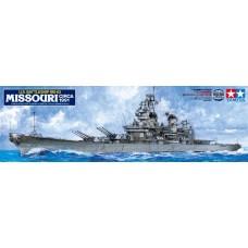 U.S. Battleship BB-63 Missouri Circa 1991