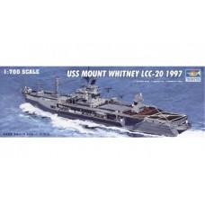 USS Mount Whitney LCC-20 1997