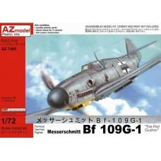"""Messerschmitt Bf 109G-1  """"The First Gustav"""""""