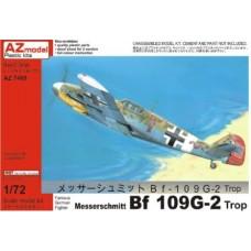 Messerschmitt Bf 109G-2 Trop