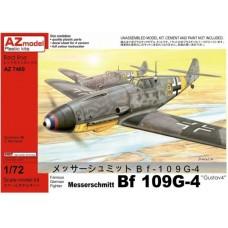 """Messerschmitt Bf 109G-4  """"Gustav 4"""""""