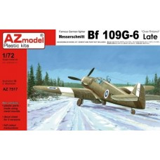 """Messerschmitt Bf 109G-6 Late  """"Over Finland"""""""