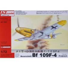 """Messerschmitt Bf 109F-4 Friedrich  """"Aces"""""""