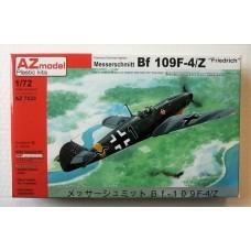 """Messerschmitt Bf 109F-4/Z """"Friedrich"""""""