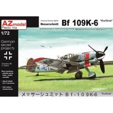 """Messerschmitt Bf 109K-6  """"Kurfurst"""""""
