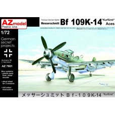 """Messerschmitt Bf 109K-14  """"Kurfurst"""""""