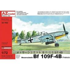 Messerschmitt Bf 109F-4B Friedrich