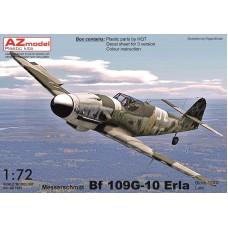 Messerschmitt Bf 109G-10 Erla Block 15xx Late