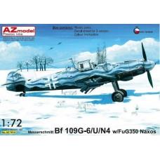Messerschmitt Bf 109G-6/U/N4 w/FuG350 Naxos