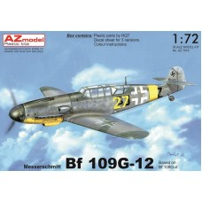 Messerschmitt Bf 109G-12 Based on Bf 109G-4