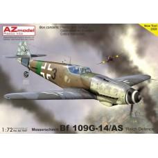 """Messerschmitt Bf 109G-14AS """"Reich Defence"""""""