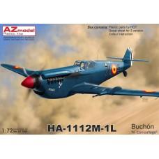 "HA-1112M-1L Buchon ""In Camouflage"""