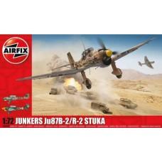 Junkers Ju87B-2/R-2 Stuka