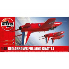 Red Arrows Folland Gnat T.1