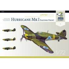 Hurricane Mk I Eastern Front. Limited edition