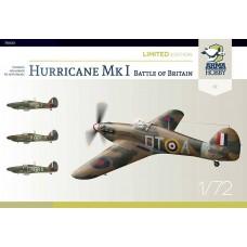 Hurricane Mk I Battle of Britain. Limited edition