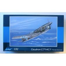 """Caudron C714C.1 """"Finnish Service"""""""