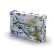 *Tulossa* Messerschmitt Bf109 G-6 1/35