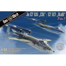 """Ju EF-126 """"Elli"""" / EF-127 """"Walli"""" 3 in 1"""